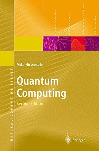 Quantum Computing (Natural Computing Series) by Springer