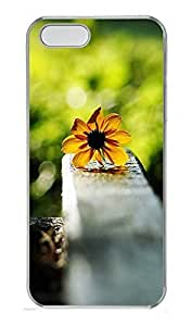 Case For HTC One M8 Cover nature flower colorful 5s PC Custom Case For HTC One M8 Cover Cover Transparent