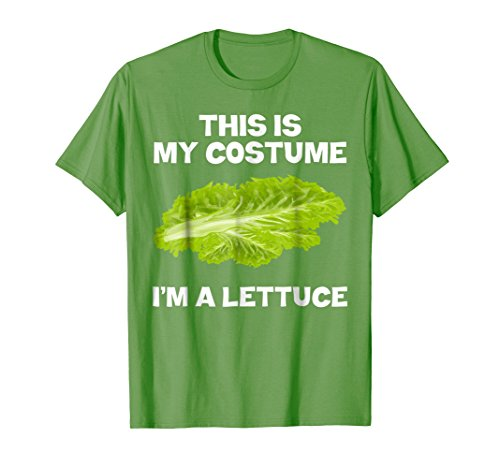 I'm A Lettuce This Is My Costume T-shirt Kid's Gift -
