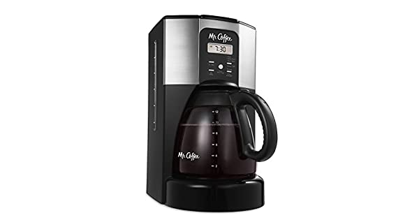 Amazon.com: Señor Café bvmc-ecx41cp Series 12-cup Cafetera ...