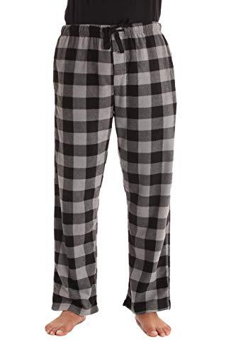 #followme Polar Fleece Pajama Pants for Men Sleepwear PJs -