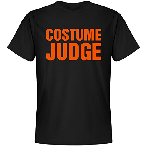 Halloween Costume Judge: Unisex Next Level Premium T-Shirt ()