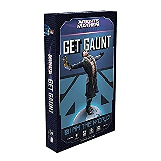 Academy Games Agents of Mayhem Get Gaunt Expansion
