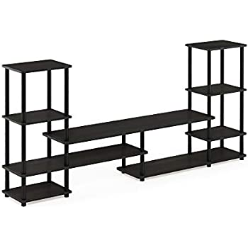 Amazon Com Baxton Studio Armstrong Modern Tv Stand With