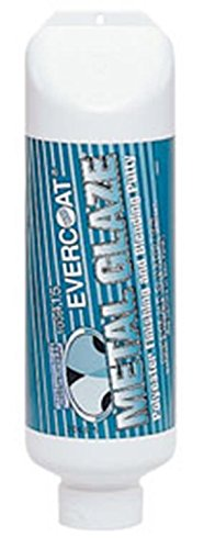 Fibreglass Evercoat 415 Metal Glaze Polyester Finishing and Blending Putty - 24 Oz. Tube