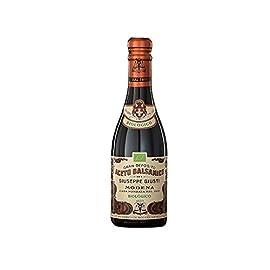 Giuseppe Giusti, Vinegar Balsamic Organic, 8.45 Fl Oz 6 250ml Giuseppe Giusti | since 1605 Aceto Balsamico di Modena IGP Biologico