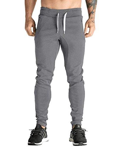 MODCHOK Men's Jogger Sweatpants Running Pants