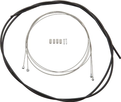 Shimano Universal Standard Brake Cable Set, For MTB or Road Bikes (Standard Brake Rear)