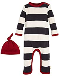 Romper and Hat Set, One Piece Jumpsuit and Beanie Set,...