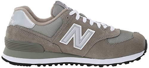 New Balance Damen W574 Classic Fashion Sneaker Grau