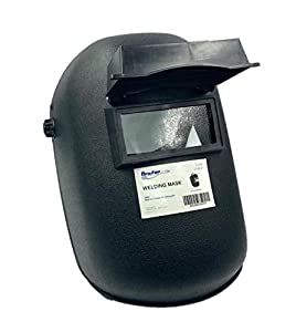 BRUFER 216041 Welding Helmet with Flip-up Movable Lens from BRUFER