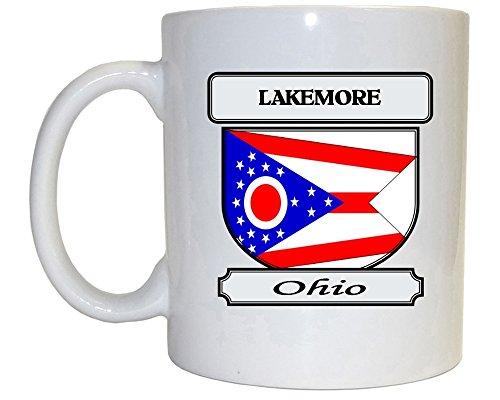 Lakemore, Ohio (OH) City Mug