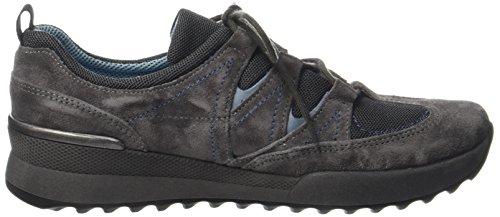 Romika Ladies Victoria 07 Sneaker Grey (anthracite-combi (701))
