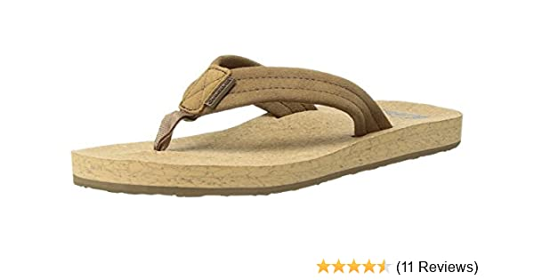 8942dcd6c04e Amazon.com  Quiksilver Men s Carver Cork Sandal  Shoes