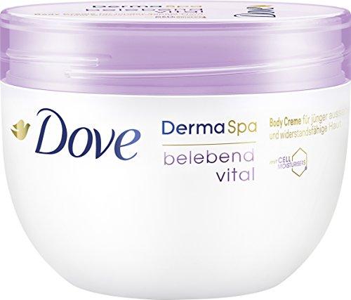 Dove DermaSpa Body Creme Belebend Vital, 300 ml