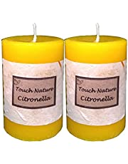 Touch Nature Double Aromatherapy Candles