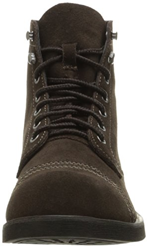 Cap Rugged Jayce Toe Eastland Suede Brown Men's Boot wIEqWWp8