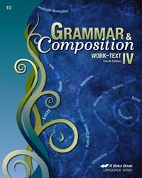 Used, Grammar and Composition IV for sale  Delivered anywhere in USA