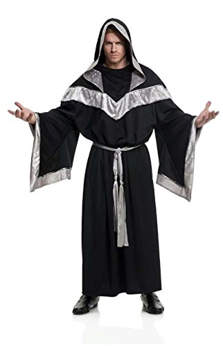 OvedcRay Adult Evil Dark Sorcerer Medieval Priest Wizard