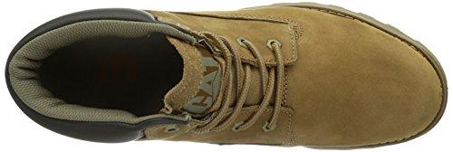 Caterpillar Herren Founder Chukka Boots, Hautfarben, One Size Braun (MENS BRONZE BROWN)