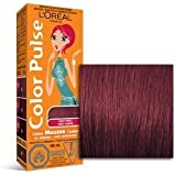 color pulse by loreal concentrated non permanent hair color mousse funky purple - Coloration Non Permanente