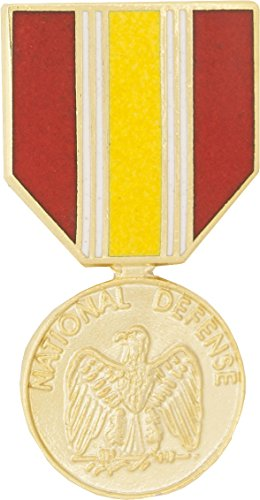 National Defense Medal Hat Pin