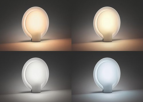 Lampada led philips dimmable philips living colors iris eek a