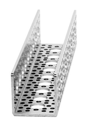 7.50 inch Aluminum Channel ServoCity 585448
