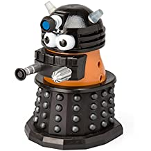 Doctor Who - Mr. Potato Head Dalek Sec - Black with Additional Head Piece by Underground Toys