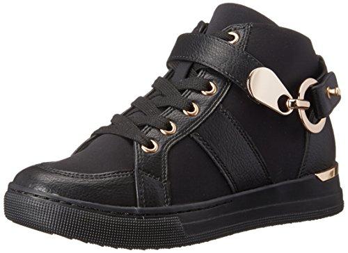 Aldo Women's Holsen Fashion Sneaker, Black, 36 EU/6 B US