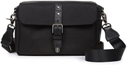 Black Nylon Camera Messenger Bag The Bowery ONA014NYL ONA