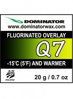 DOMINATOR Q7 UNIVERSAL SPEED ADDITIVE by Dominator
