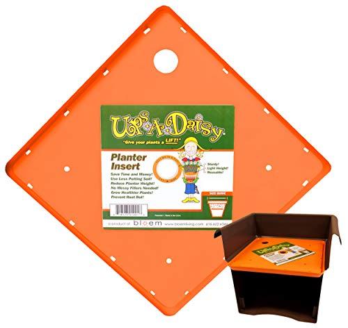 "Bloem Ups-A-Daisy Square Planter Lift Insert - 12"" - TS6322"