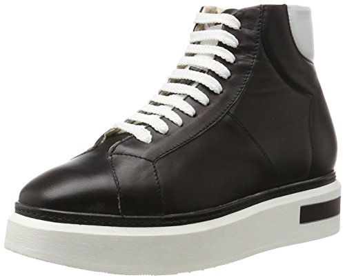 Oxitaly Donna Nero Nero Betty Nero Sneaker 101 rwTtnrvCqA