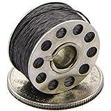 導電糸 ボビン ステンレス繊維 細め 滑らか 縫い糸-22メートル