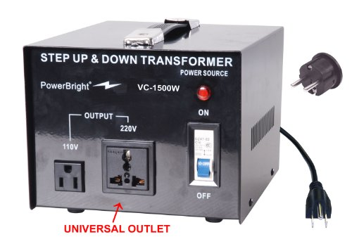 power bright transformer - 2