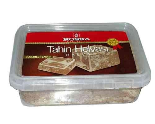 Halva with Cacao – 1.5lb (680g)