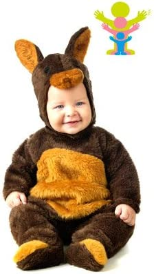 Disfraz de Canguro Rufus bebé: Amazon.es: Juguetes y juegos