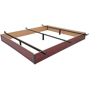 Amazon Com Mantua Black Bed Base Queen Comfortable