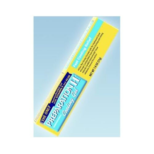 Preparation H Cooling Gel, 1.8 Ounce - 6 box per pack -- 6 packs per case. by Preparation H