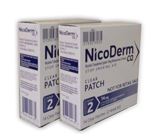 nicoderm-cq-clear-nicotine-patch-14-milligram-step-2-stop-smoking-aid-28-count