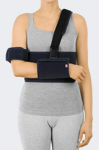 medi medi Arm fix Mini Schulter-Immobisations-Orthese Gurtbreite 12cm Umfang -85cm, 500 g
