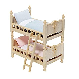 Calico Critters, Doll House Furniture and Décor, Bunk Beds