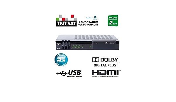 Triax - Pack receptor terminal TNTSAT HD PVR TRIAX THR 9800 ...