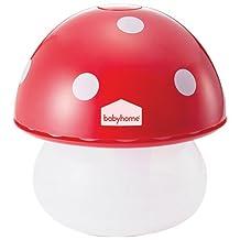 Babyhome Ultrasonic Air Humidifier - Red