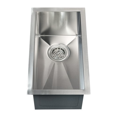 Barclay PSSSB2048-SS Ophelia Rectangular Stainless Steel Prep Sink by Barclay