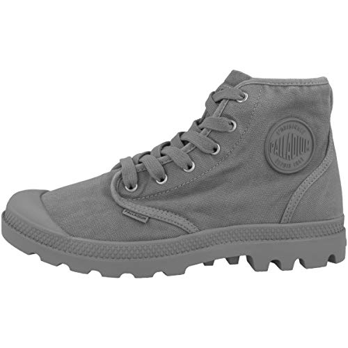 High Sneaker Us H Titanium Collo 011 Pampa Alto 02352 Palladium Uomo A wEIZqqd