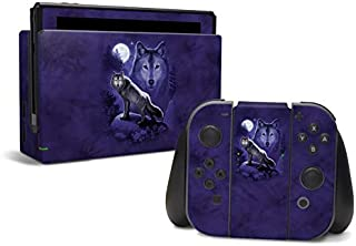 product image for Wolf - Decal Sticker Wrap - Compatible with Nintendo Switch