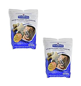 Hill's Prescription Diet Hypoallergenic Canine Treats - 12oz (2 Pack)