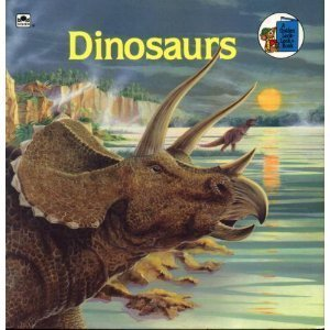 Dinosaurs (A Golden Look-Look Book)